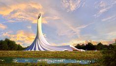 Steingewordene Jungfrau: Miami Chapel von Free Architekten