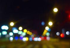 luci di strada