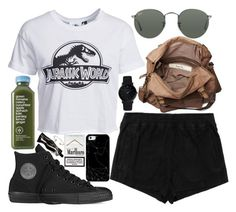 """""""have we met before?"""" by velvet-ears ❤ liked on Polyvore featuring New Look, Topshop, Converse, Ray-Ban, Friis & Company, Larsson & Jennings, Casetify, Aesop and Jeweliq"""