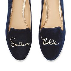 Southern Belle loafers