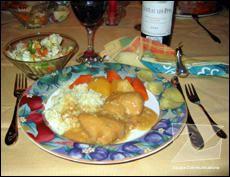 Pilons de poulet à l'érable et dijon