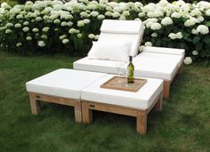Annapart Vogue - Wellness Lounge 2014 Outdoor Spaces, Outdoor Living, Outdoor Decor, Outdoor Furniture Sets, Lounge, Wellness, Vogue, Gardens, Home Decor