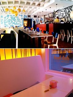 25 Restaurants Rotterdam  http://www.elle.nl/lifestyle/reizen_uitgaan/citytrips/Restaurant-Top-25-Rotterdam