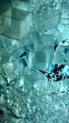 Aquamarine Ice
