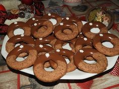 Non Plus Ultra, Cake Cookies, Doughnut, Goodies, Food And Drink, Gluten Free, Xmas, Sweets, Snacks