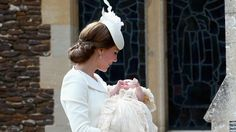 Kensington Palace on Sunday released two new photos of Princess Charlotte — taken by Duchess Kate!