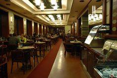 Cafe Slavia  Prague, was frequented by famous writers such as Franz Kafka, Rainer Maria Rilke  and composers such as Smetana and Dvorak.