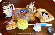 Missionary Mail: Box of Sunshine