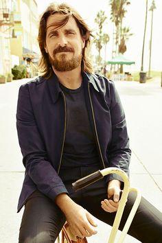 Christian Bale, UK Esquire magazine, Dec 2014