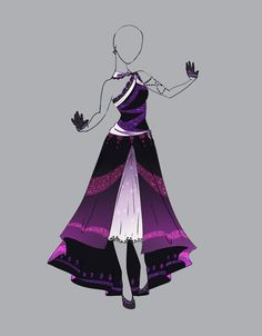 .::Outfit Adopt 13(CLOSED)::. by Scarlett-Knight on DeviantArt