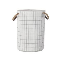 Ferm Living Laundry Basket - Grid at Amara A$118 40x60cm