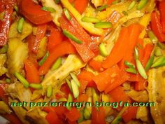 هويج پلو (آشپزي رنگين )