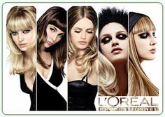 Loreal Professionnel is an international range of hair care products, which has been brought to the target audience all across the globe. Professional Poster, Professional Women, Makeup Poster, Loreal Hair, Cabello Hair, Women Poster, Beauty Salon Decor, Beauty Companies, Beautiful Nature Wallpaper