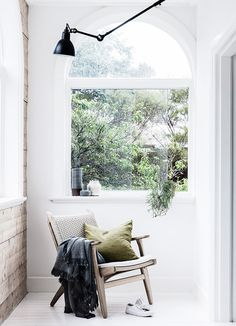 In August last year I introduced you to Australian-based brand Eadie Lifestyle . Founded three years ago by Trudie Cox, their beautiful, ti. Interior Architecture, Interior And Exterior, Feng Shui, Bedroom End Tables, Interior Styling, Interior Design, Apartment Living, Living Rooms, White Walls