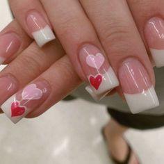 Resultado de imagen para uñas decoradas para amor y amistad