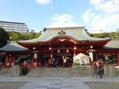 まずは知っておきたい生田神社の由来、概要