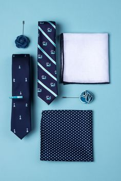 Blue tones getup #tiesdotcom #mensaccessories #mensfashion #ties