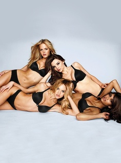 Victoria's Secret Angels <3