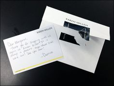 Karen Millen® Handwritten Retail – Fixtures Close Up Retail Fixtures, Retail Merchandising, Karen Millen, How To Memorize Things, Cards Against Humanity, Notes, Writing, Report Cards, Retail
