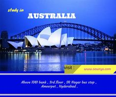 study in australia - australia education consultants contact sowrya consultncy
