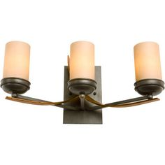 I pinned this Aizen Vanity Sconce from the Varaluz event at Joss and Main!