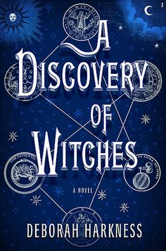 A Coven of Witchy Reviewers: Witchy Review: A Discovery of Witches by Deborah Harkness