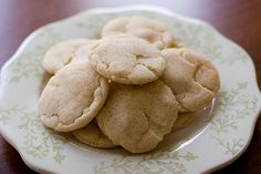 Snickerdoodles - Taste and Tell