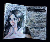 Wreck This Journal   Уничтожь меня   Keri Smith