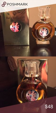 Brand New!! Hard to find!! This rare perfume is hard to find and brand new!!! Same or next day shipping! bal à Versailles  Other