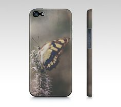 Flutterfly Butterfly iPhone Case OR Samsung Galaxy Case