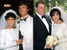 Marie Osmond wears same dress 2nd time around, she first wore it in 1982 and then again in 2011