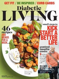 A Diabetic Living subscription provides healthy alternative recipes that help you manage your diabetes and stay healthy. Lower Blood Sugar Naturally, Reduce Blood Sugar, Healthy Food Alternatives, Healthy Recipes, How To Control Sugar, Common Spices, Blood Sugar Diet, Cure Diabetes Naturally, Diabetic Living