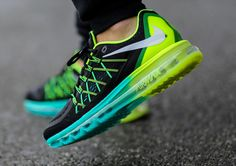 "Nike Air Max 2015 ""Black, Volt & Hyper Jade"""