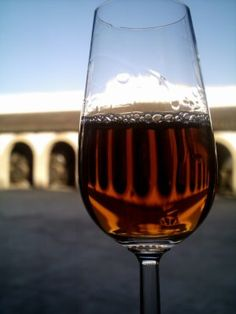 Oloroso Sherry ~ My second favorite sherry ~