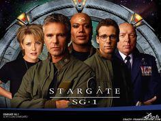 Stargate Sg1 Series Computer Desktop Background