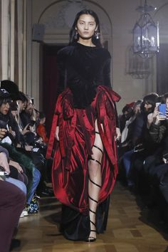 Y Project Ready To Wear Fall Winter 2017 Paris