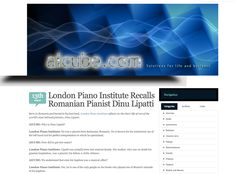 London Piano Institiute - Aicube