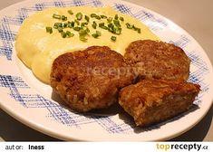 Krůtí rýžové karbenátky recept - TopRecepty.cz Banana Bread, Desserts, Food, Tailgate Desserts, Dessert, Postres, Deserts, Meals