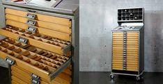 Vintage Industrial Storage.. need.. want