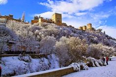 Nevada, Granada Andalucia, First Night, Snow, Architecture, Travel, Outdoor, Google, Nature