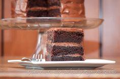 Gluten Free/Dairy Free Chocolatey Cake