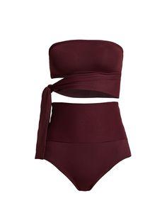 Bank & Gredin bikini   Eres   MATCHESFASHION US Look Fashion, Girl Fashion, Fashion Outfits, Bathing Suit Covers, Bathing Suits, Swimsuits, Bikinis, Swimwear, Outfits