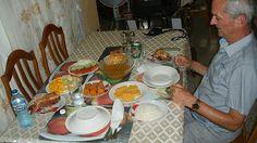 Desayunando. Cuba, Table Settings, Place Settings, Tablescapes