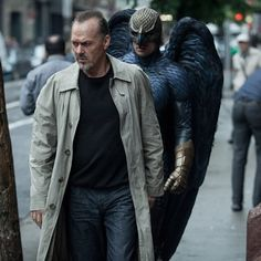 """""""Birdman"""" Will Make You Fall Back In Love With Movies.  SOOOOO HAPPPYY to see Michael Keaton in movies again!!"""