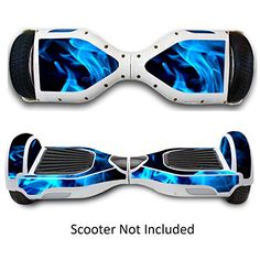 6.5inch Silicone Hoverboard Wrap Cover 2-Wheel Self Balancing Scooter Protector Case - White * For more information, visit image link.