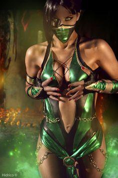 Jade from Mortal Kombat