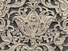 Venetian embroidery