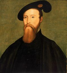 Thomas Seymour, Jane Seymour's brother and Catherine Parr's 3rd husband