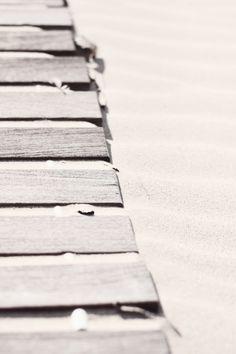 white | sand