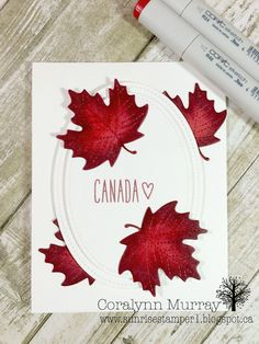 A blog about paper crafting and Close to my Heart Products in Canada Pumpkin Cards, Happy Canada Day, Canada Images, And July, Craft Projects, Project Ideas, Fall Cards, Card Making Inspiration, Chalkboard Art